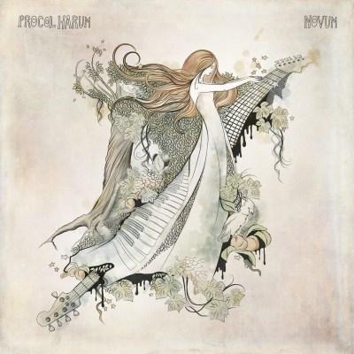 Procol Harum Novum CD cover hr