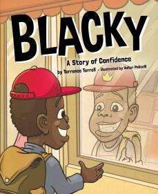 Blacky Book Cover