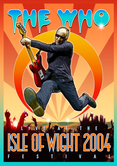 Who IOW 2004 DVD cover hr