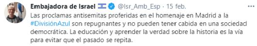 tuit embajadora