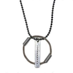 buckcherry necklace