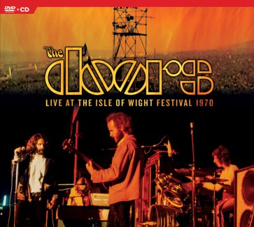 Doors IOW DVD CD 2D HR