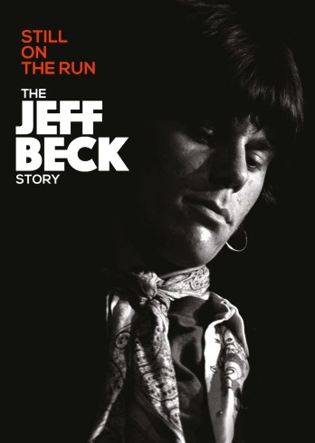 Jeff Beck Still On The Run DVD cover hr