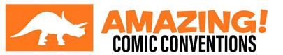 amazing comic con logo