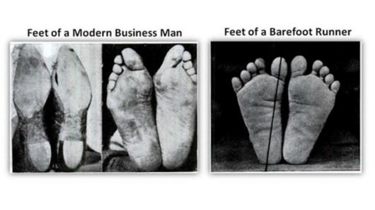 ModernShoeFeet
