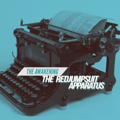 the red jumpsuit apparatus the awakening cover art