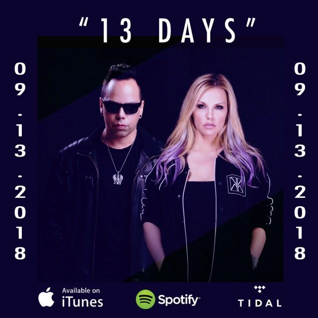 13 DAYS IG PROMO