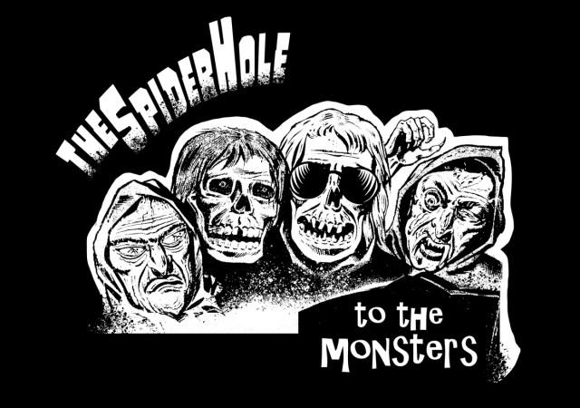TheSpiderHole Mount Monstermore