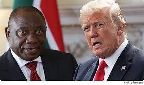 Ramaphosa trump