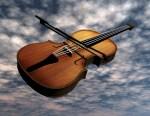 floating fiddle