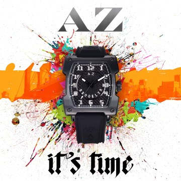 AZ-ItsTime-Cover