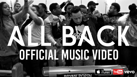 ALL BACK Still Image Title Music Video 1