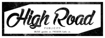 High road logo png