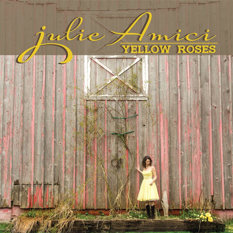 Image result for julie amici yellow roses album cover