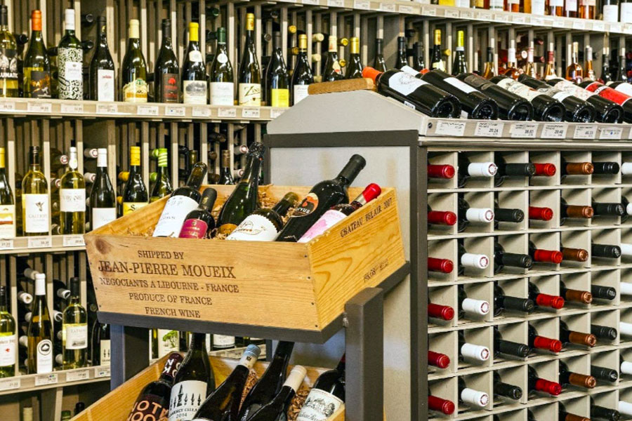 Color De Vino Wine Selection