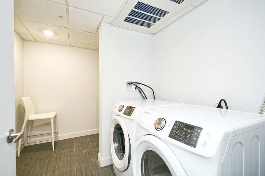 In-Suite Laundry