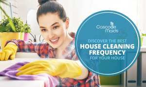 Discover the Best House Cleaning Frequency for your House