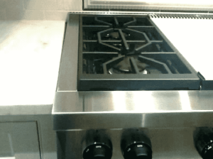 How to Clean the Gap Between Your Stove and Countertop
