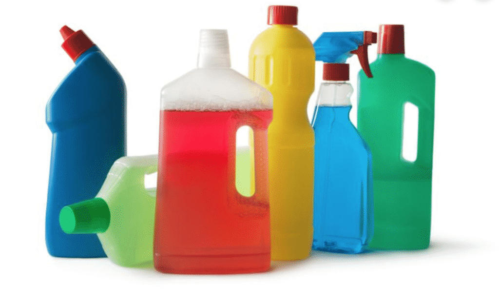 The Household Cleaners You Should Never Mix