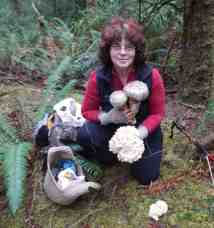 "Anna Moore ""Mushrooms of the Oregon Dunes"" Speaker for February 2014"