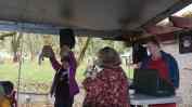 Mushroom Campstove Cook Off 2014