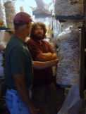 Mushroomery Farm Tour