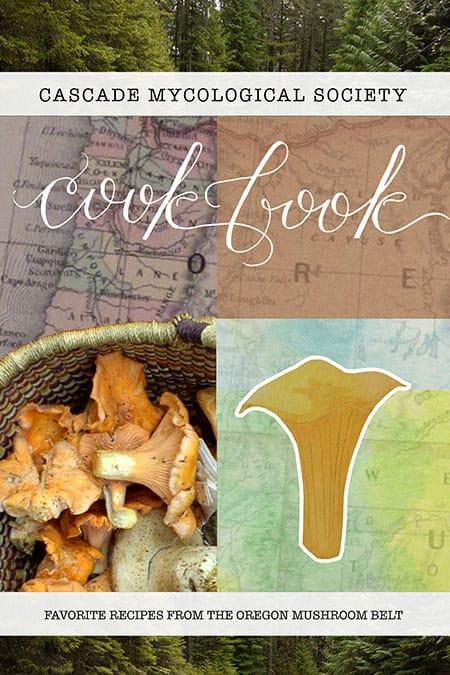 CMS Wild Mushroom Cookbook