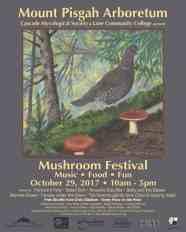 Poster - Mushroom Festival 2017