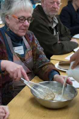 Hands-On Baking Class