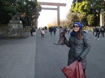 $2 boots?! Only at the Yasukuni Shrine Flea Market!