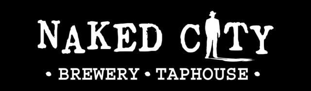 Naked City White on Black Logo-2