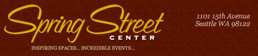 Spring Street Center Logo