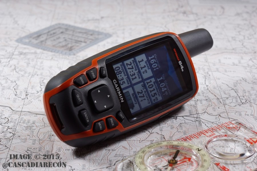 Gear Review  Garmin GPSMAP 64s     Cascadia Recon Gear Review  Garmin GPSMAP 64s