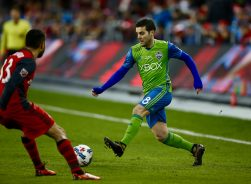 Sounders Victor Rodriguez. ( Sounders FC)