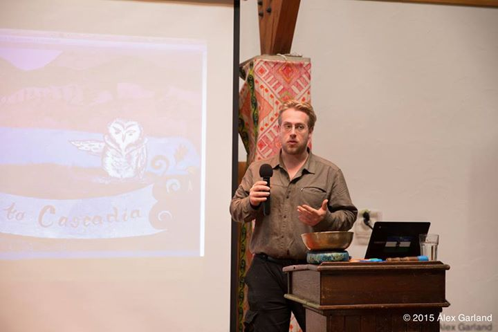 CascadiaNow! Director Brandon Letsinger talks about building a place based movement.