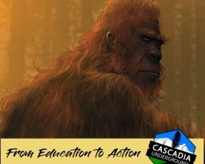 Sasquatch facebook profile frame