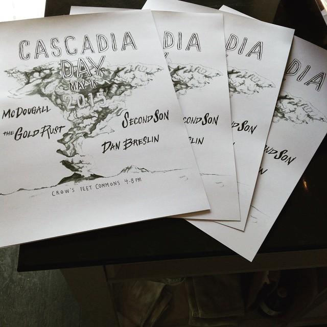 Cascadia Day May 18