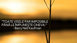 visele par imposibile