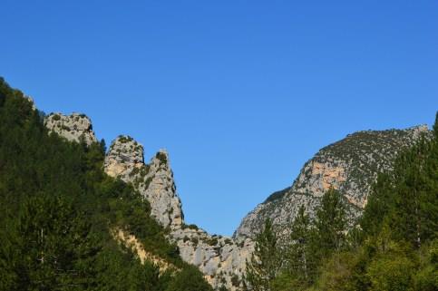 Spre Col de Croix-Haut, Franta