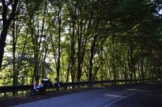 Cu bicicleta in Slovacia