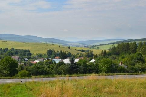 Panorama, Slovacia