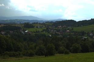 Dealuri si sate - Polonia
