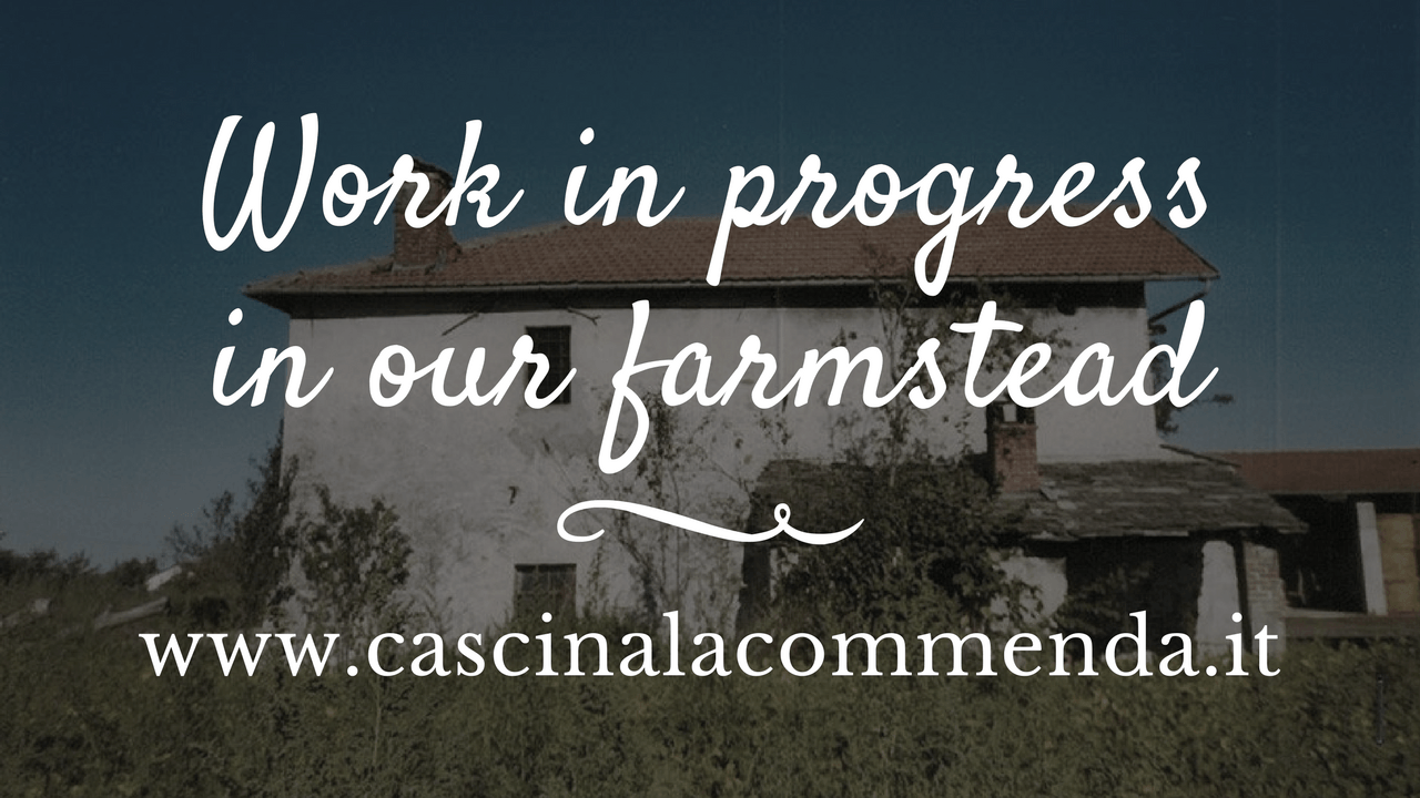 Workinprogress-cascinalacommenda