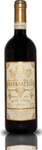 Barbaresco Bordini Vino Cascina Longoria Toso