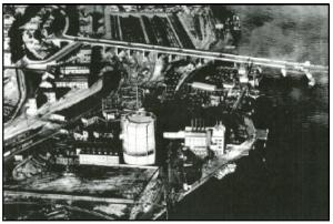 Portland Gas Works Remediation