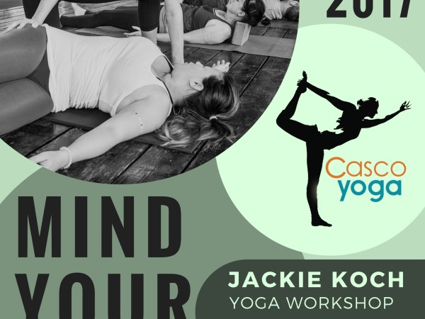 Mind Your Back Workshop with Jackie Koch at Casco Yoga Panama. Casco Viejo, Panama City, Panama. July 15th 2017 Saturday. Events Panama. Casco Antiguo. Visit Panama. What to do in Panama. Yoga Panama