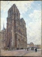Notre Dame de Paris, by Frédéric Houbron