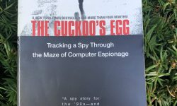 The Cuckoo's Egg Cover