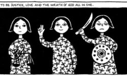 Panel from Persepolis