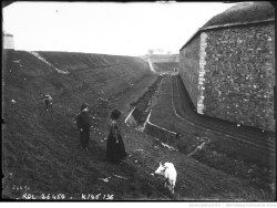 Outside the Thiers Wall, 1913